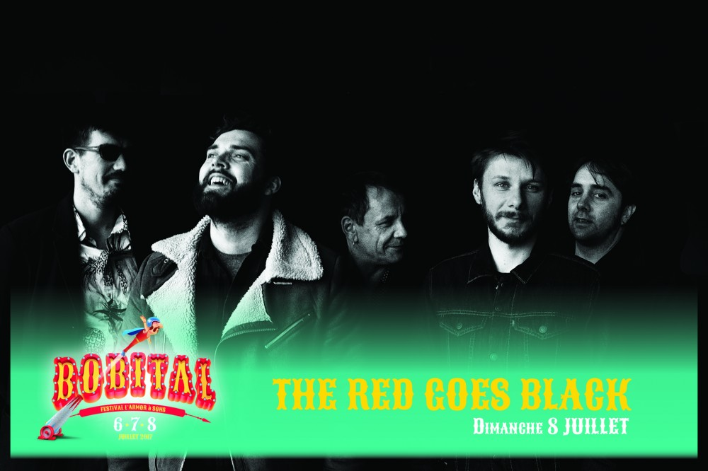 The Red Goes Black - Bobital Festival