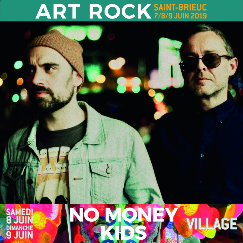 No Money Kids | Festival Art Rock