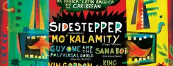 Mo\'Kalamity & The Wizards au Tropical Pressure Festival